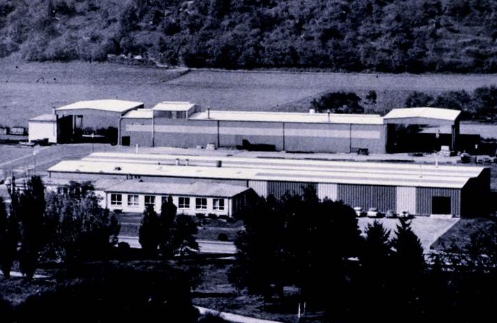 Premiers locaux à Diekirch en 1967