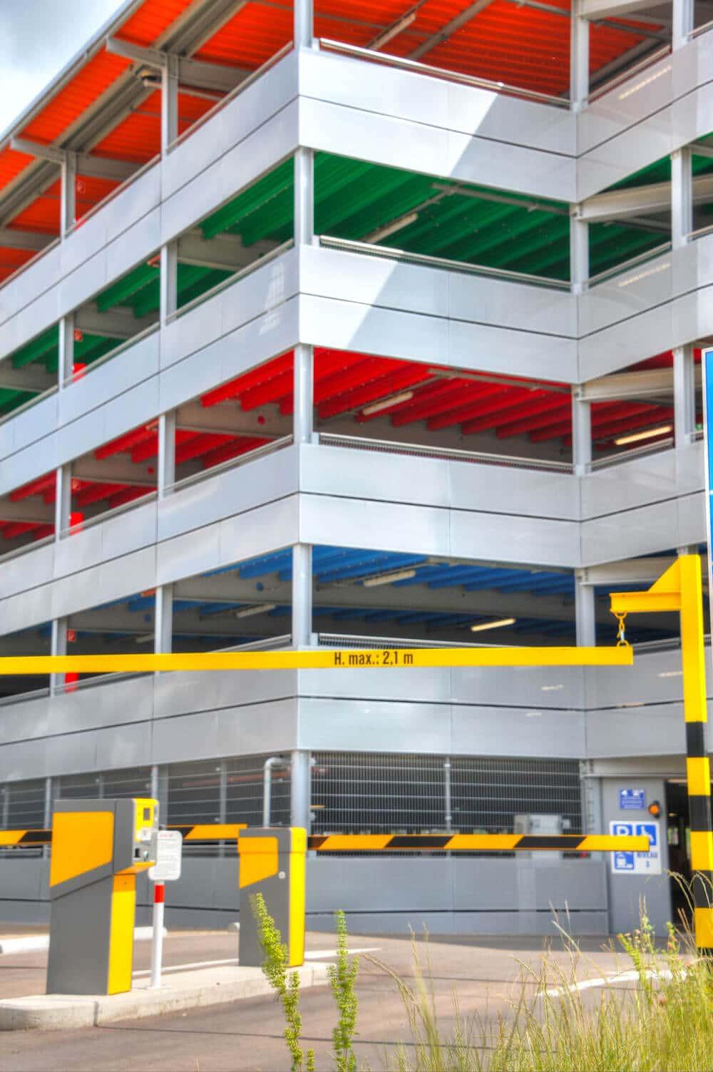 Le spécialiste de la construction de parkings en superstructure