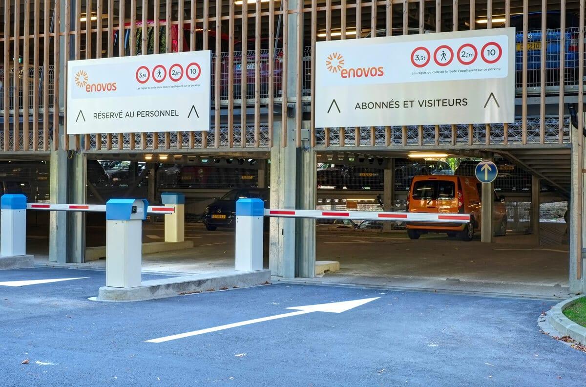 Lors de la conception de votre parking, la fonctionnalité et la rentabilité sont des priorités