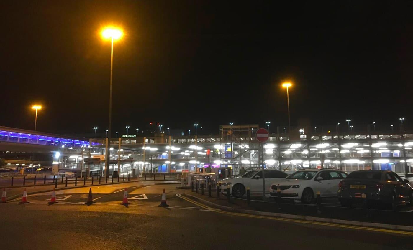 Parking Aéroport de 400 places