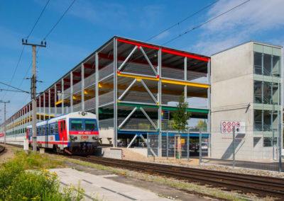 Gare de Wels