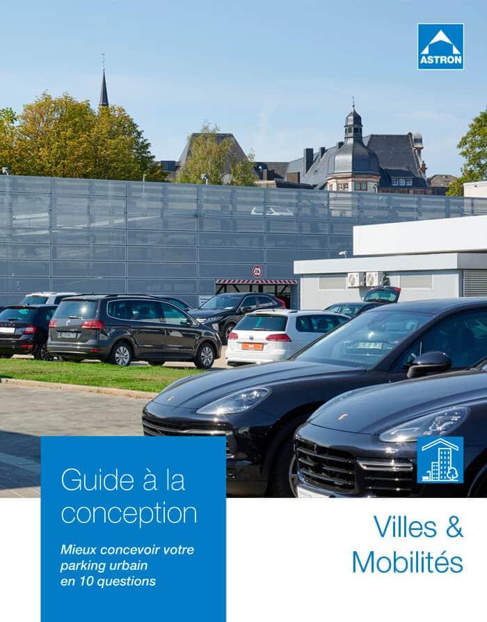 Guide à la conception pour les parkings Villes & Mobilités