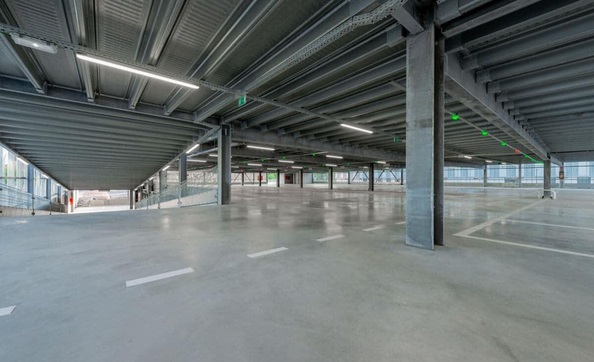 Parking Hôpitaux & Cliniques de +180 places