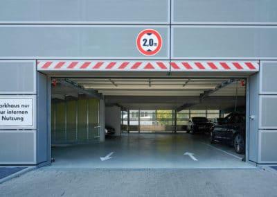 Centre Porsche d'Aix-la-Chapelle