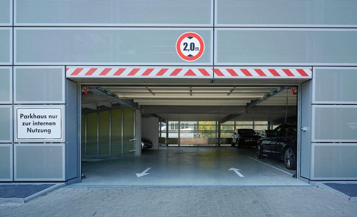 Parking Auto de 120 places