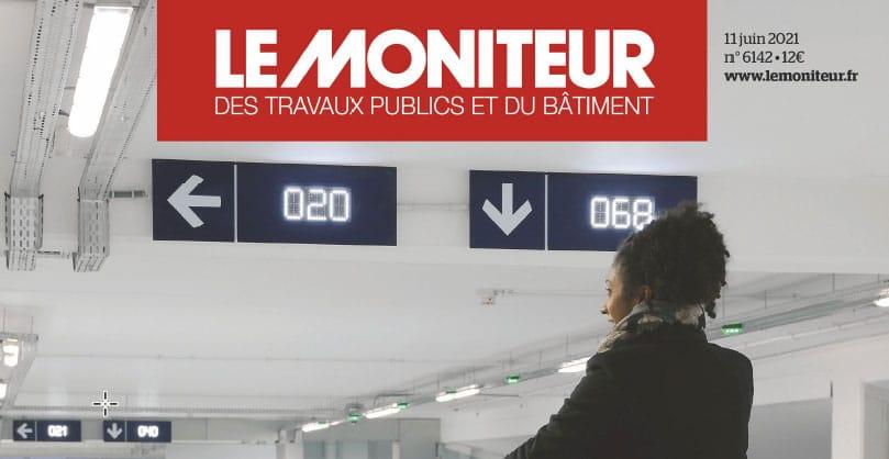 Dossier Parking - Le Moniteur, juin 2021